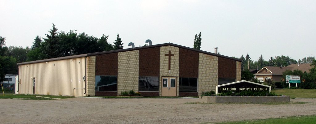 Balgonie Baptist Church